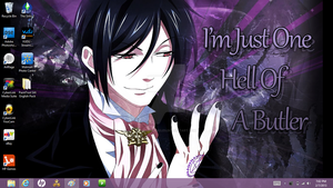 Like my new desktop? by Frozen-Icicles