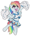 Rainbow Cheer by Outlaw-Marston