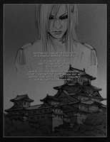 My flower the Gazette doujinshi ch1 page 1 by mittilla
