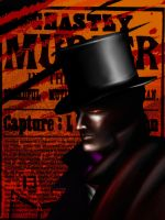 Jack the ripper by FoxDie49