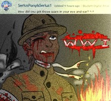 AMaF:_Young Fritz's War Scars_ question # 141 by The-Star-Hunter