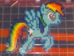 MLP Rainbow Dash(before ironing) by R6b1xCub3r