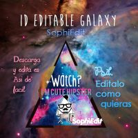 ID Editable Galaxy by SophiEdit