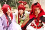 [Magi] Brothers by YunaB-Rabbit