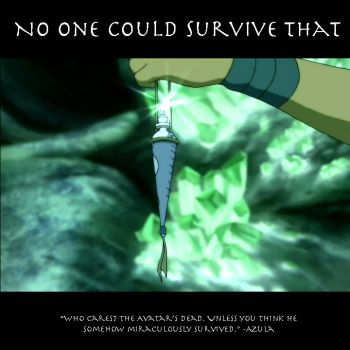 No One Could Survive That by SaucePear