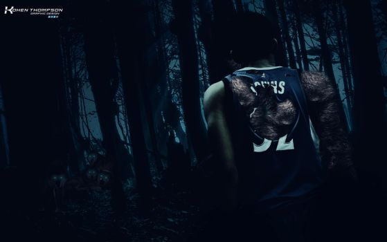 Karl-Anthony Towns Wallpaper by kohentdesign