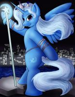 The Trixie Supremacy Drawfest 2013 #2 Digo by Digoraccoon