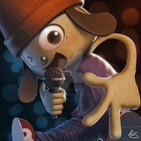 Parappa by SirloinBurgers