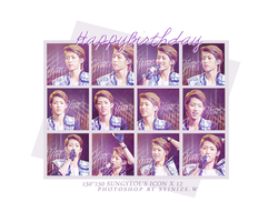 120827 SungYeol icon set by SyinizeW