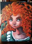 Merida Painting by Neriah