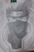 Pencil Kakashi by Swift42