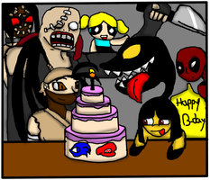 Happy early birthday by vaultboy28