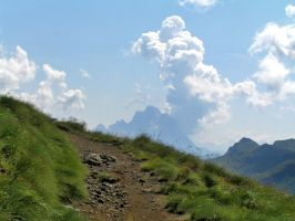 Hard path to Padon by edelweiss26