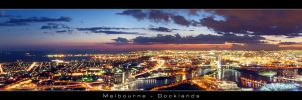 Melbourne - Docklands by syncore