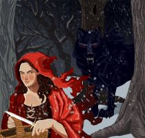 Red Riding Hoodlum by Knackful