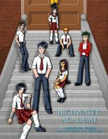 Highwater Academy Cover by jagris
