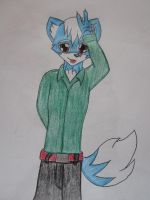 Teen Jacob by WolfODonnellover