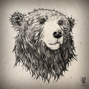 BEAR by artofEvre