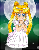 Chibi Princess Serenity by Sweet-Blessings