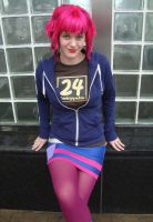 Ramona Flowers by Trillian-Z