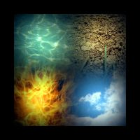 4 elements by GreenSerenity
