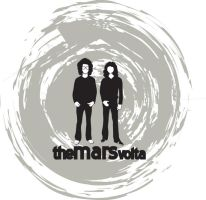 The Mars Volta by Vestiphobia