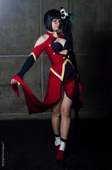 Litchi Faye Ling 3 : BlazBlue by Lumis-Mirage