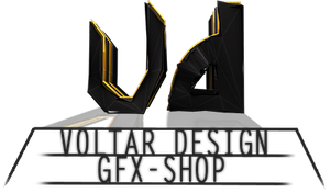 3D logo #4 by VoltarDesigns