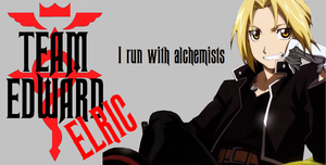 Team Edward.....Elric! by samuelsenm