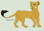 Free Lion Adopt (quick) by akeena7
