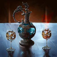 Dragonblood by ElConsigliere