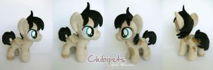 Starchip Custom Plush by Chibi-pets