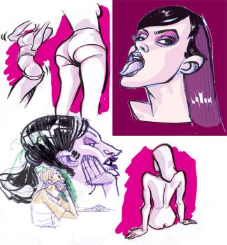 sketches3 by flavianos