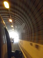 Tunnel by nessahlovee