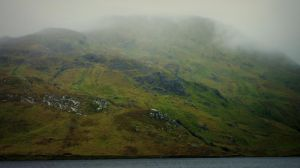 Misty Mountains by CleaLlyfr