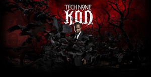 TECH N9NE - K.O.D by k0kke