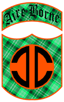 82nd Aireborne Celtic Clan Patch by Jethro-Lee-Gibbs