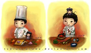 Little Chef by lydia-san