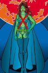 variant Martian Mystique by spidercow2010