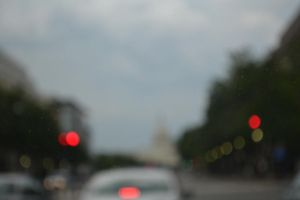 Blurred D.C. by Laugh-ter