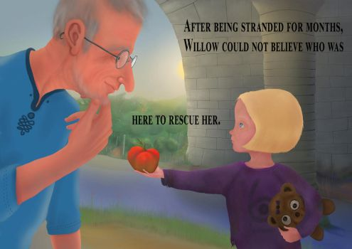 Children's Book Illustration: Willow by FayBycroft