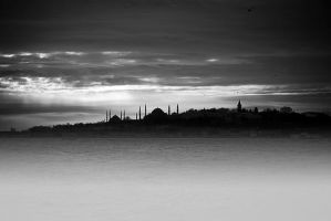 Istanbul - Dark is the sunlight by boragokalp
