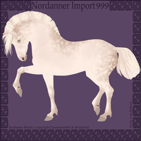 Nordanner Import 999 by BrindleTail