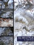 Icy River Pack by ALP-Stock