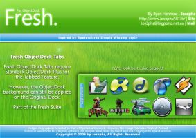Fresh ObjectDock by Josephs