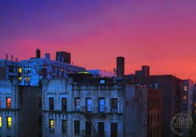 Painted Desert of the City by steeber