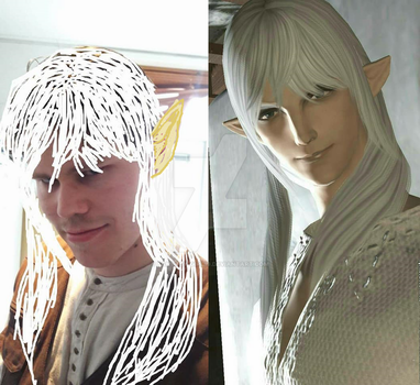 boyfriend as Estinien by Fantasy-Girl19