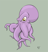 Octopus by LordWonk