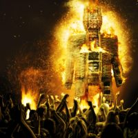 The Wicker Man by R-Clifford