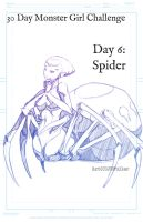 30 Day Challenge Spider by Bostonology